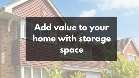 home sale storage