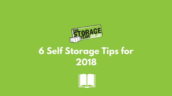 best self storage tips