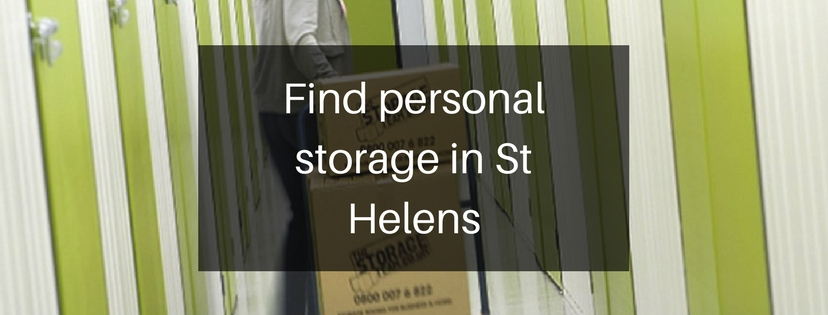 personal storage st helens
